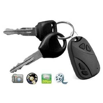 Car Key Chain Camera Hidden DVR Video Recorder